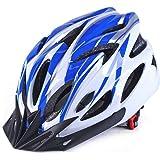 IREALIST Eco-Friendly Super Light Bike Casco Regolabile, Leggero integralmente Mountain Road Bike caschi per Uomini e Donne