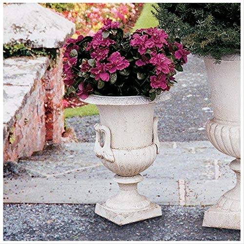 Design Toscano Chteau Elaine Authentic Iron Urn - Medium