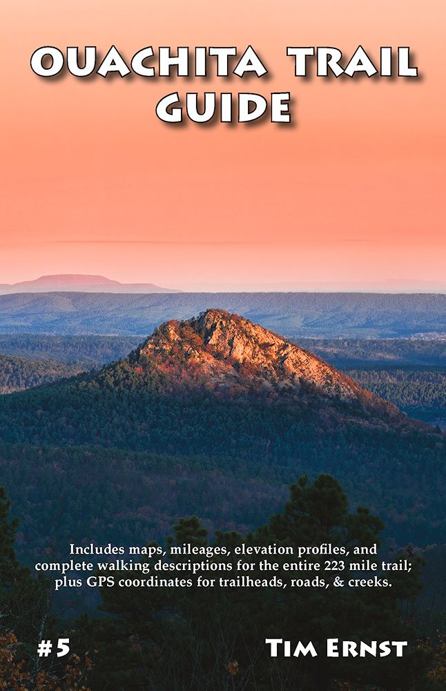 Read Online Ouachita Trail Guide pdf
