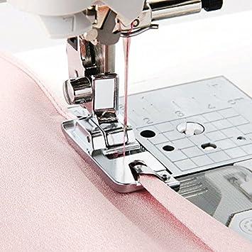 Prensatelas para máquina de coser Brother, Janome, Singer, color ...
