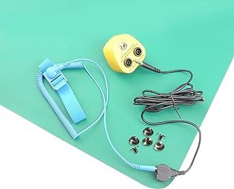 Anti Static Mat cord esd pc repair build 600mm x 490mm