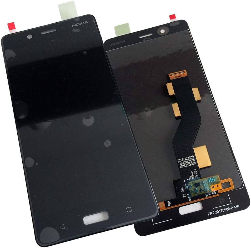 Nokia 8 Display LCD Original con Pantalla Tactil (sin Soporte LCD ...