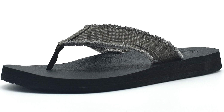 TALLA 43 EU. jiajiale Zapatillas sin Cordones con Interior de Felpa Comfort de para Hombres Zapatillas de casa Clog