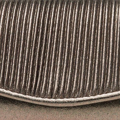 soirée Pochette avec avec de paillettes TA399 élégante brillante Clutch cascade pour Bronze femme CASPAR wct1TRfq1