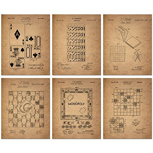 board game wall posters amazon com