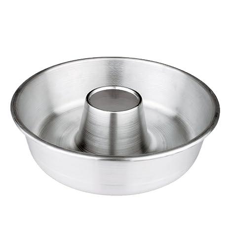 Pentalux rosquilla de Aluminio con Cono Abierto Donut Tarta Flan Rustici – Diámetro cm 22 24