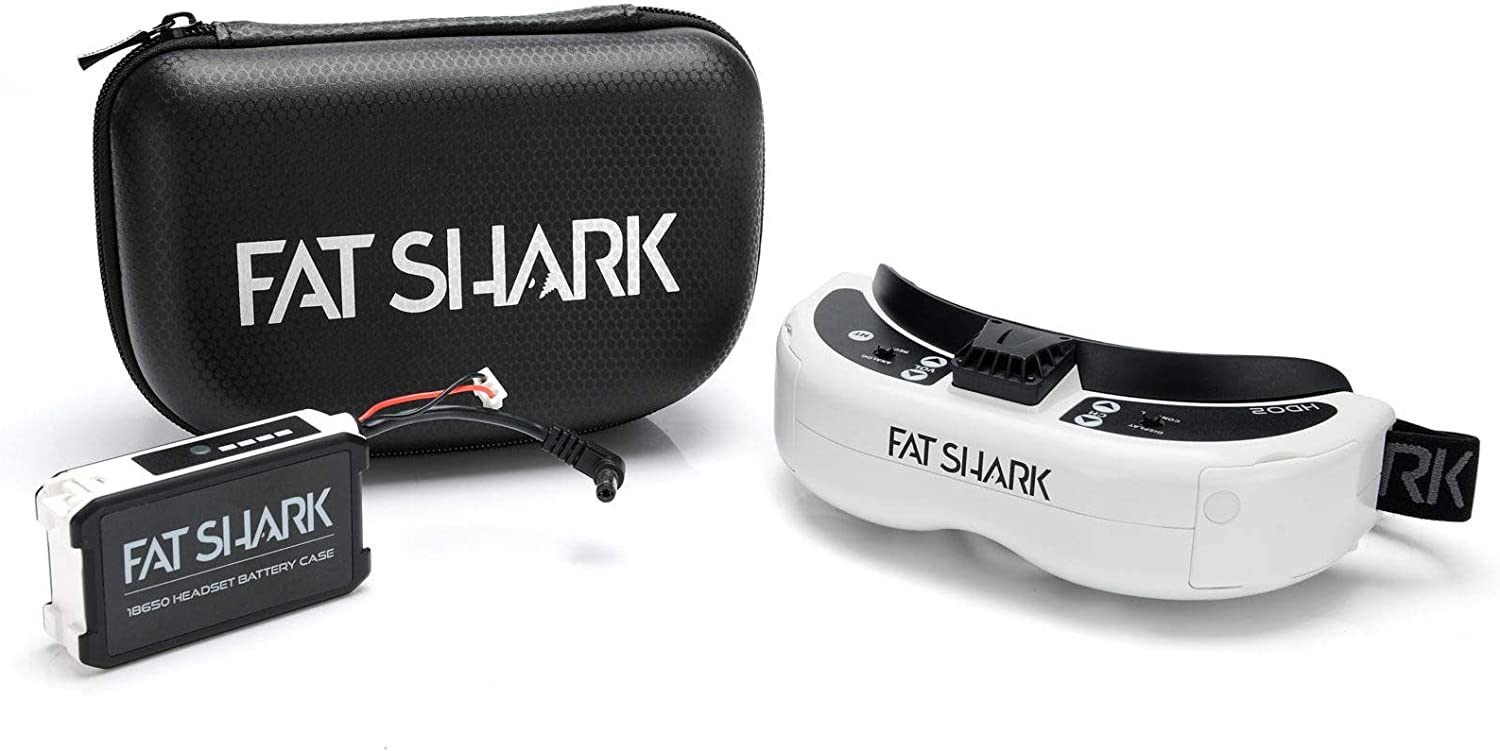 Fat Shark Dominator HDO2 FPV Goggles (FSV1123)
