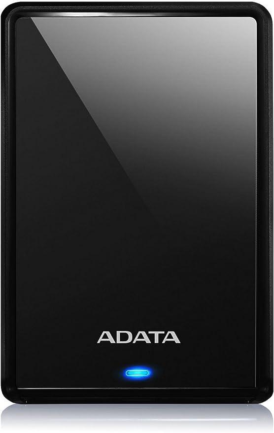 ADATA Technology HV620S 外付けハードドライブ 2TB ブラック AHV620S-2TU3-CBK