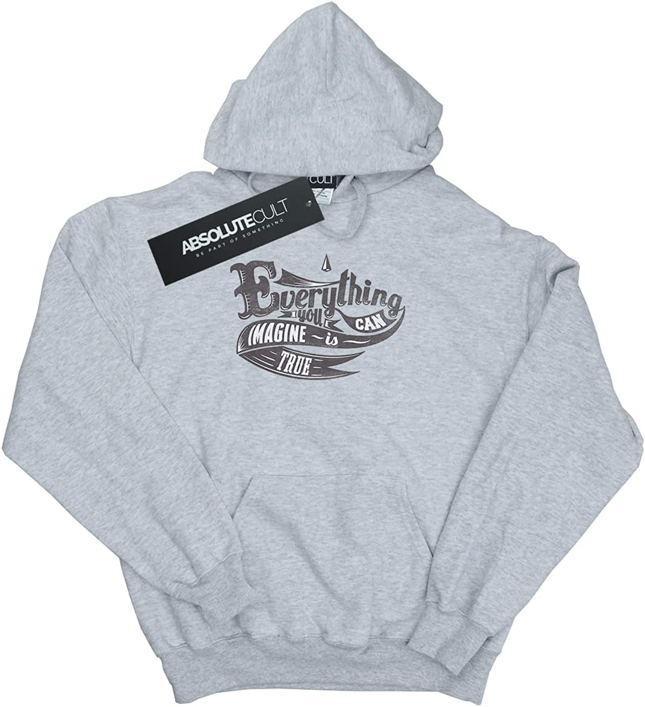 Drewbacca Girls Everything You Can Imagine Hoodie