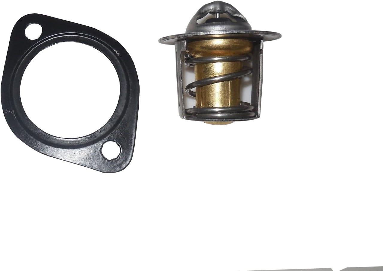 One New Thermostat /& Gasket Fits Kubota D950