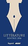 Booklet Rentrée littéraire 2016 - PDF