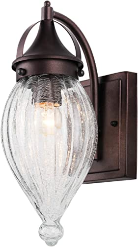 Outdoor Indoor Wall Light Fixture