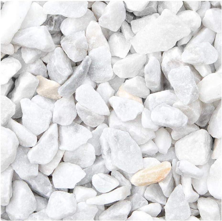 Carrara gravilla 1000 kg Big Bag 9 – 12 mm, 12 – 18 mm: Amazon.es: Jardín
