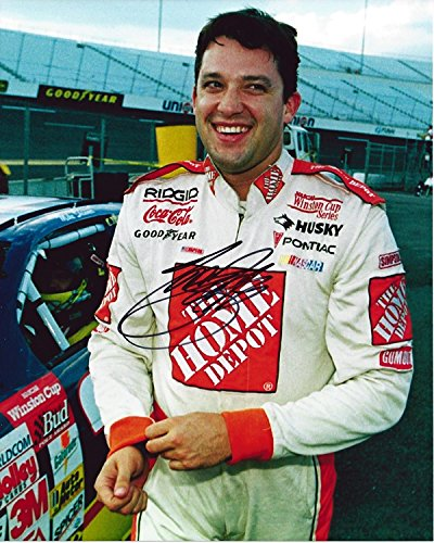 autographed-1999-tony-stewart-20-the-home-depot-racing-rookie-season-joe-gibbs-team-8x10-inch-signed