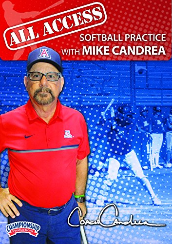 All Access Softball Practice with Mike Candrea by