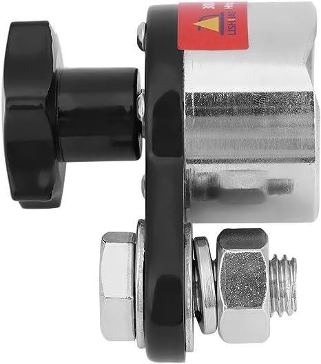 048973 /500/A/ /70/mm/² GYS Pinza di massa Round magnetica 500.70/ 1/pezzo