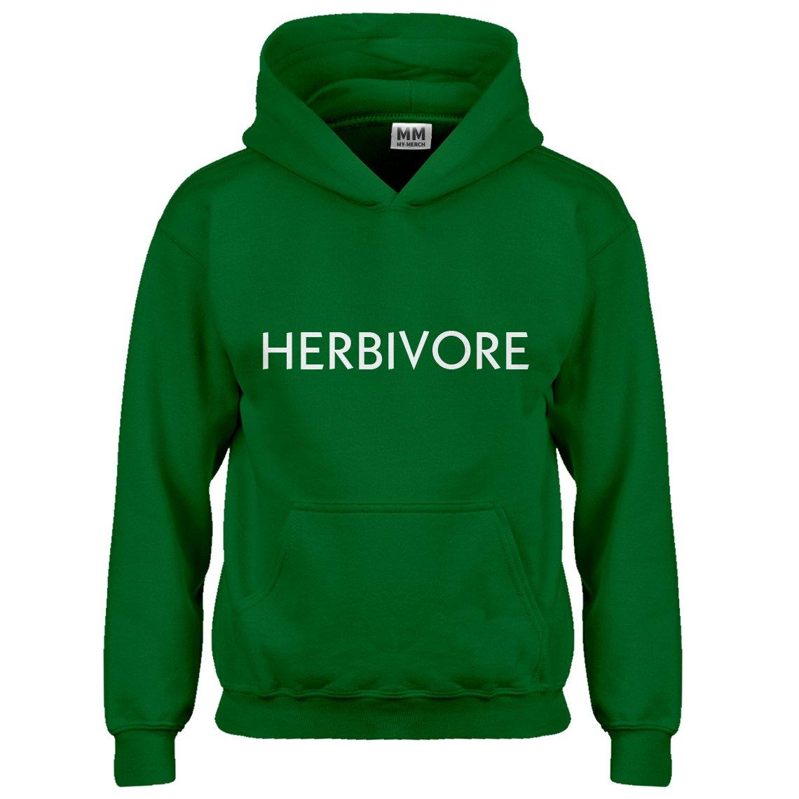 Indica Plateau Youth Herbivore Vegan Kids Hoodie 3019-Z