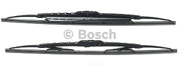Bosch 3397118561 Twin Spoilers 500S - Limpiaparabrisas (2 unidades, 500 mm y 500 mm