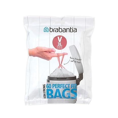 Brabantia Código V Bolsas de Basura Formato expendedor ...
