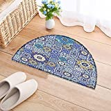 NALAHOMEQQ Kitchen Rug Mats Mega Gorgeous seamless patchwork Review and Comparison