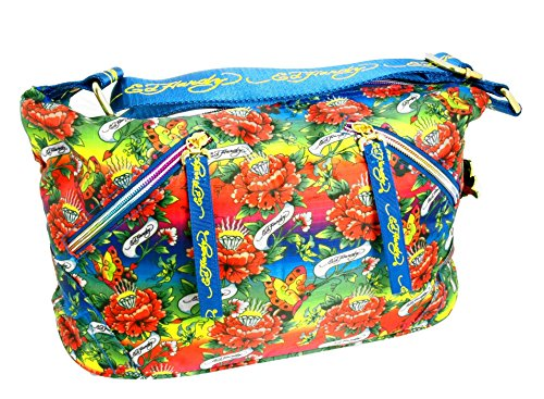 liters Shoulder Hardy 4 33 Multicolour Bleu Casual 1ANY033EME Ed cm Bag Daypack OqfdwBv5