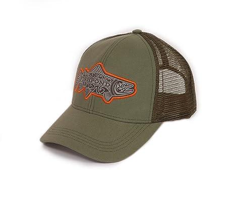 4325aa2977f Amazon.com   Fishpond Maori Trout Hat