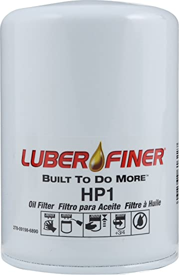 Amazon.com: Luber-finer HP1 Heavy Duty Oil Filter: Automotive