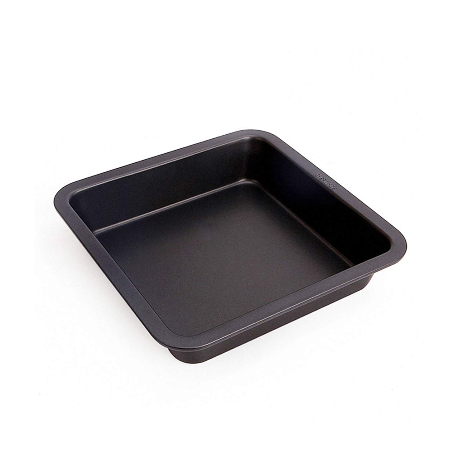CHEFMADE Square Cake Pan, 8-Inch Bakeware Non-Stick Carbon Steel Pan Deep Dish Oven Baking Mold Baking Tray Ovenware for Cakes, Bread, Pizza, Cookies FDA Approved