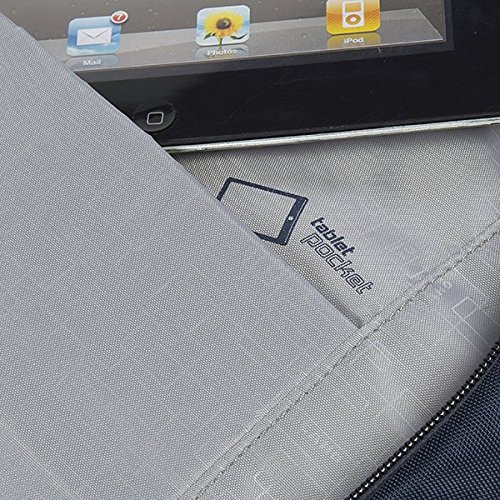 """Mochila Lato Backpack para port/átiles de hasta 17/"""" y MacBook Pro 15/"""" y 17 Azul Tucano BLABK-B"""