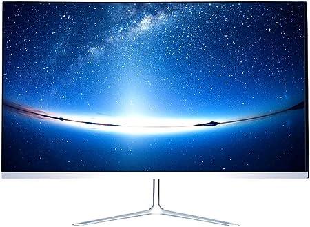 RAPLANC Monitor ultradelgado LED de Bisel Cero de 2K con Puerto HDMI y VGA, sin Parpadeo, 1 mil Millones de Colores, para su Uso en el hogar o la Oficina,24Inch: Amazon.es: Hogar