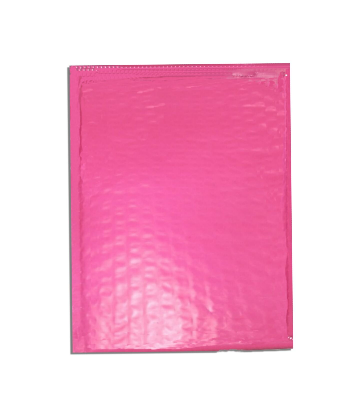 30 -10.5''x15.25'' Hot-pink Poly Bubble Mailers
