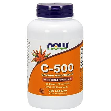 NOW C-500 250 Caps