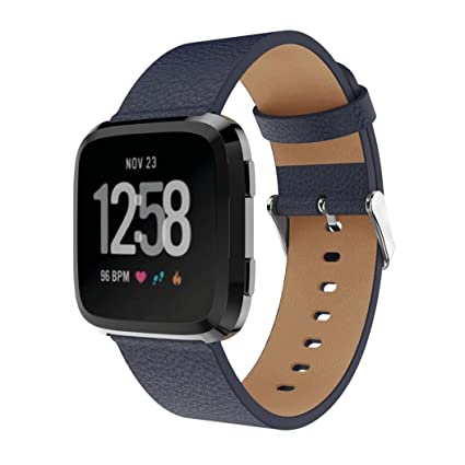 NewKelly - Correa de reloj para Fitbit Versa Smartwatch ...