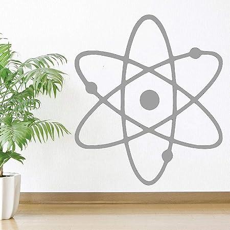 Ajcwhml Etiqueta de Arte de Pared extraíble Dormitorio Ciencia ...