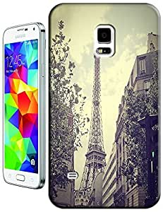 Elephant Art Abstract Beautiful Fashion Modern Cell Phone Cases Design For Samsung Galaxy S5 i9600 No.1