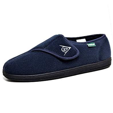 Dunlop - Zapatillas de estar por casa para hombre: Amazon.es: Zapatos y complementos