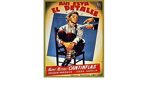 """Películas de Cantinflas impresión mexicano de 2 8/""""x10/"""" foto de imágenes de México"""