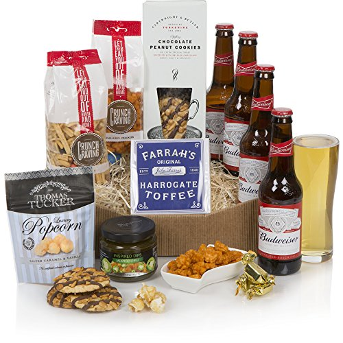 Beer lovers hamper food beer gift for him luxury beer gifts beer lovers hamper food beer gift for him luxury beer gifts hampers for men ideal for a birthday present amazon beer wine spirits negle Gallery