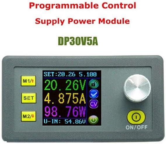 Yongse Dp30v5a Buck Spannungswandler Lcd Anzeige Elektronik