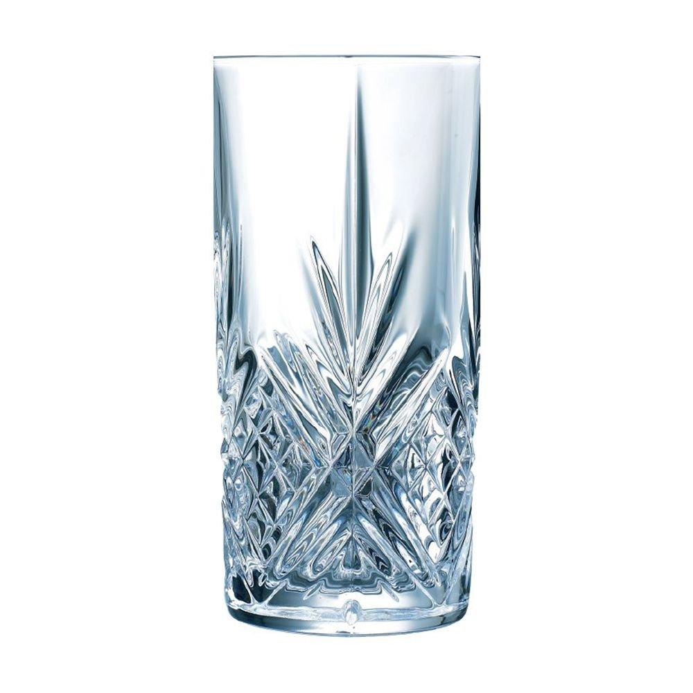 Arcoroc L7255 Broadway 12 Ounce Hi-Ball Glass - 24 / CS