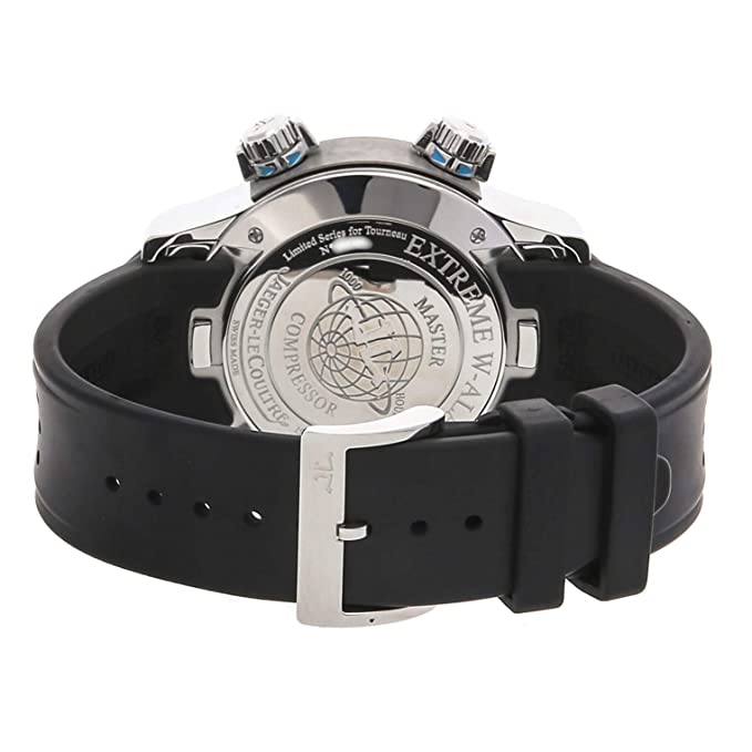 Amazon.com: Jaeger-LeCoultre Master Compressor Mechanical (Automatic) Black Dial Mens Watch Q177847U (Certified Pre-Owned): Jaeger-LeCoultre: Watches