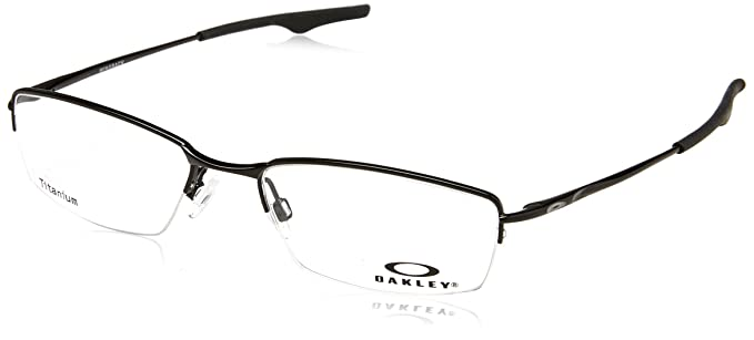 9f6edb9e2a Oakley Half Rim Rectangular Men s Spectacle Frame - (0OX508950890153 ...