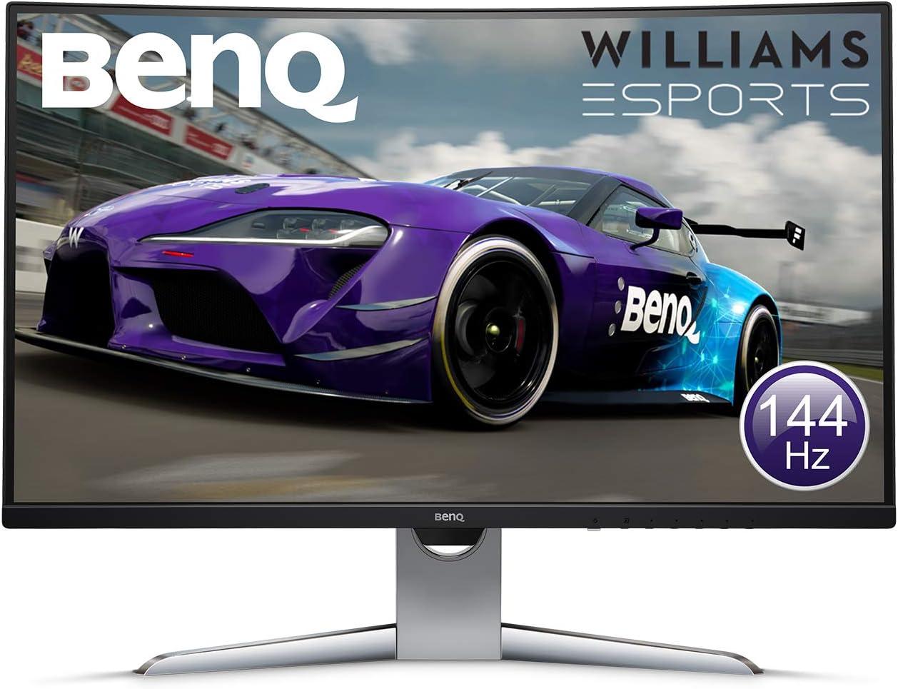 BenQ EX3203R - Monitor Curvo Gaming de 31.5
