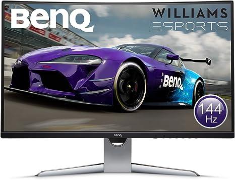 """BenQ EX3203R Monitor Curvo Gaming de 31.5"""""""