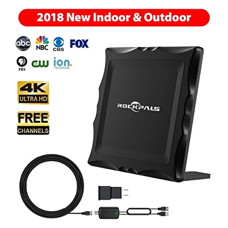 Review Long Range Indoor/Outdoor HDTV