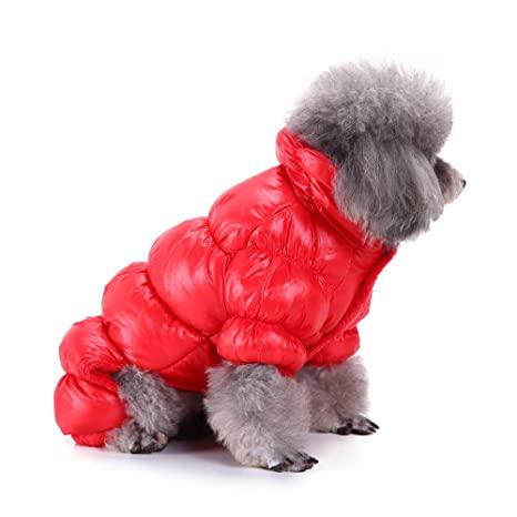 Amazon.com: Suma-ma - Chaqueta impermeable para perro, para ...