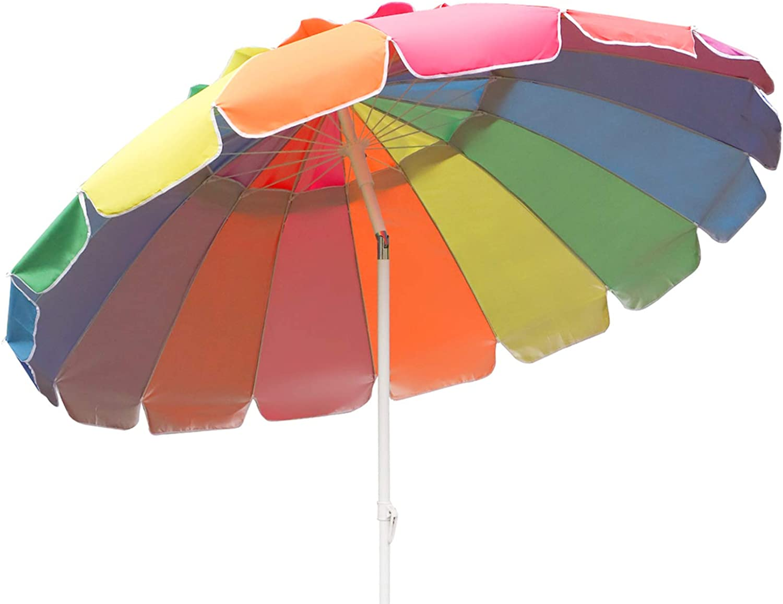 Aclumsy 7.5' Beach Umbrella