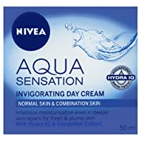 NIVEA Aqua Sensation Moisturising Day Cream, 50ml