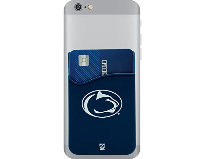 9c318cba5b0c45 Amazon.com: Penn State Nittany Lions Adhesive Silicone Cell Phone ...