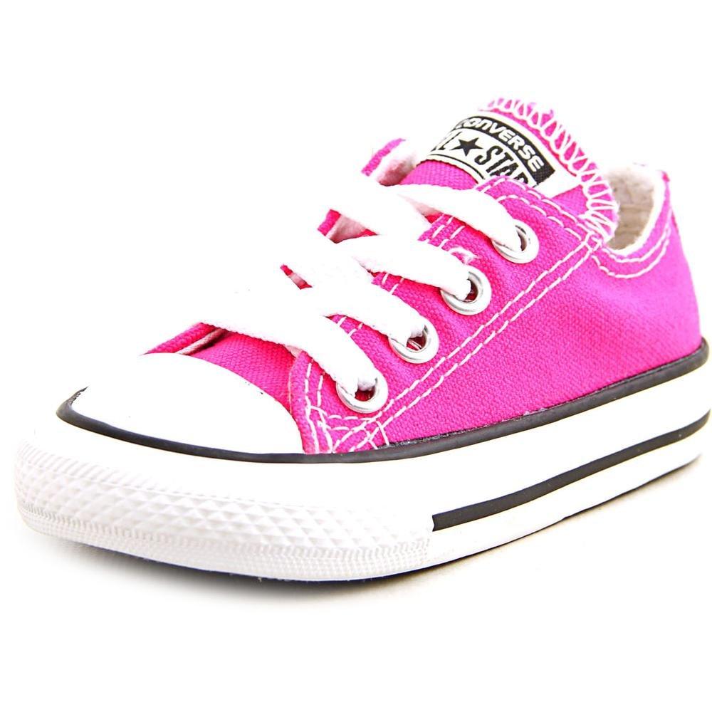 Amazon.com  Hot pink Infant Converse  Baby 6093155d340